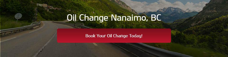 Oil Change Nanaimo, BC