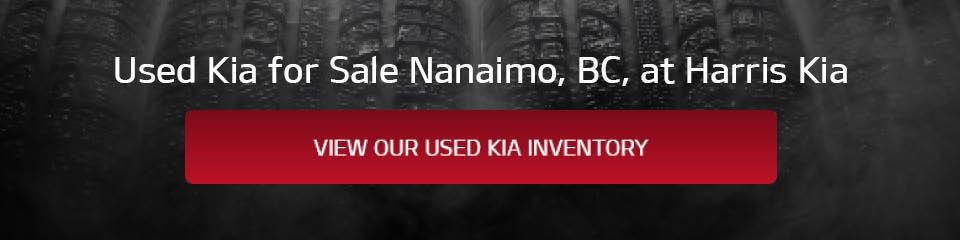 Used Kia for Sale Nanaimo, BC, at Harris Kia