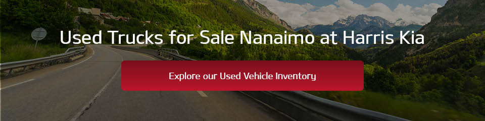 Used Trucks for Sale Nanaimo at Harris Kia